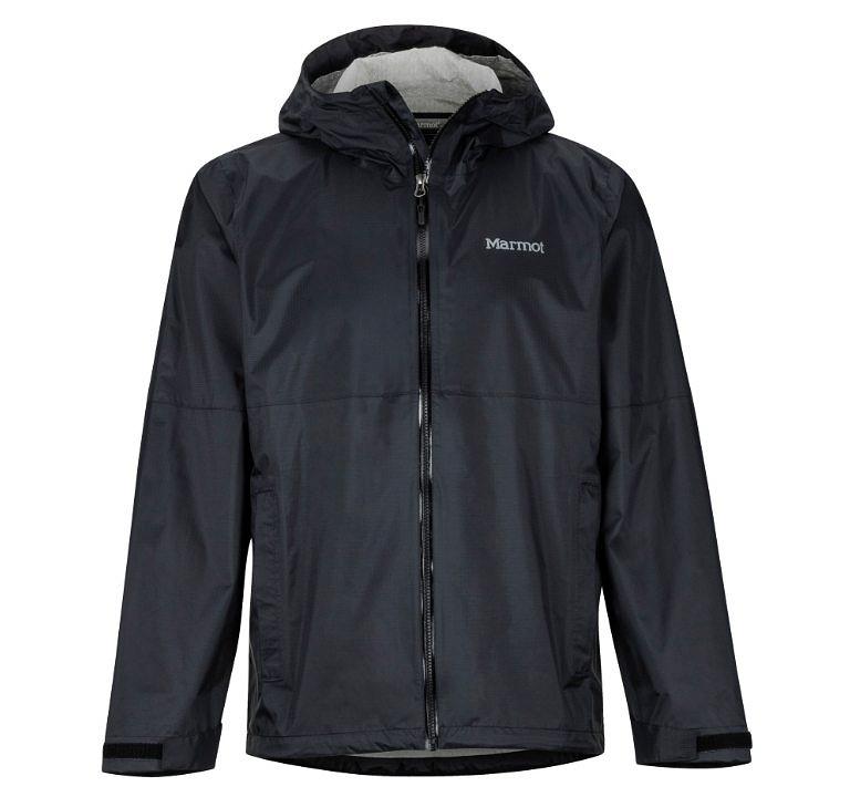 Kurtka Marmot PreCip Eco Plus Jacket - black