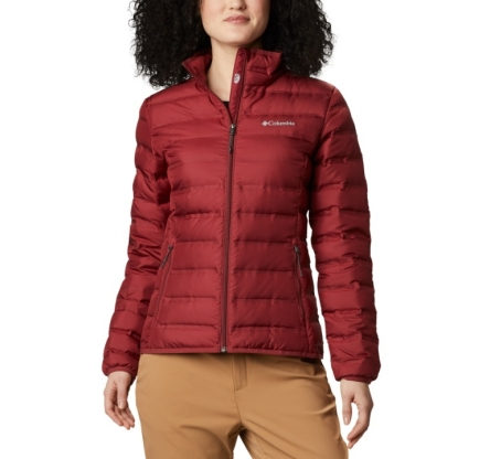 Kurtka damska Columbia Lake 22 Jacket - marsala red