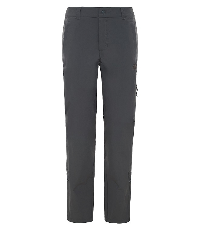Spodnie damskie The North Face Exploration Pant - asphalt grey