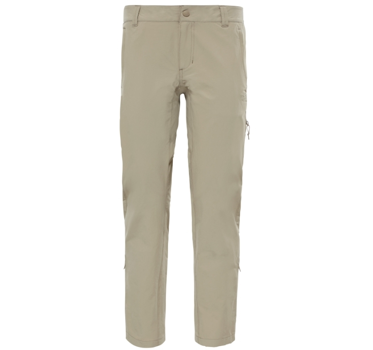 Spodnie damskie The North Face Exploration Pant - dune beige