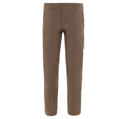 Spodnie damskie The North Face Exploration Pant - weimaraner brown