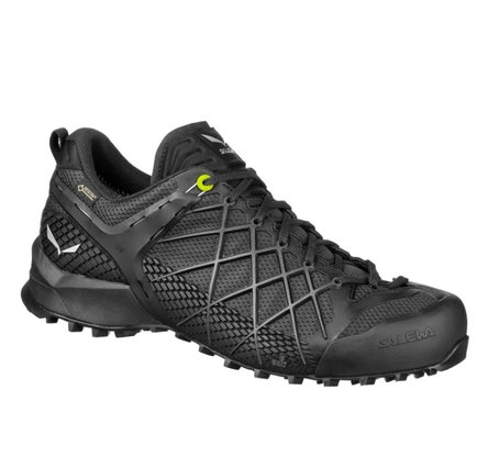 Buty Salewa Wildfire GTX - black out/silver