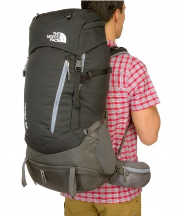 Plecak The North Face Terra 65 - tnf black