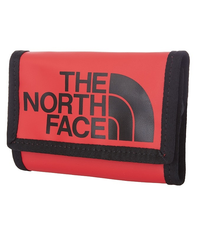 Portfel TNF Base Camp - tnf red