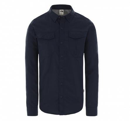 Koszula The North Face New Sequoia LS Shirt '17 - urban navy