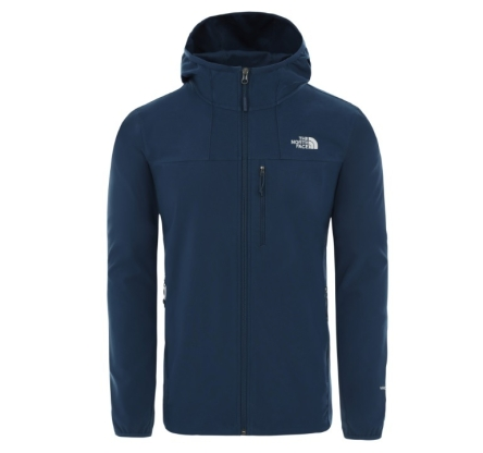 Kurtka The North Face Nimble Hoodie - blue wing teal