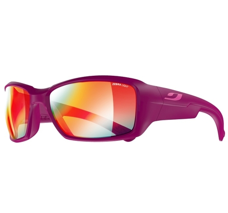 Okulary Julbo Whoops Zebra Light - prune