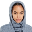 Polar damski The North Face Crescent Hooded Pullover '18 - kaptur