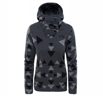 Polar damski The North Face Crescent Hooded Pullover '18