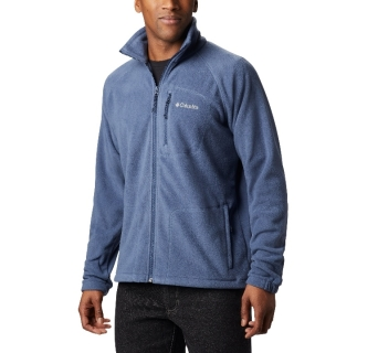 Polar Columbia Fast Trek II Full Zip Fleece