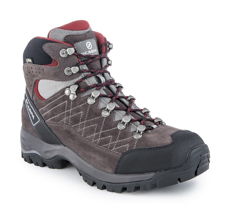 Buty Scarpa Kailash GTX - charcoal/rosewood