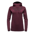 Bluza damska  Black Diamond Crux Hoody - wild rose