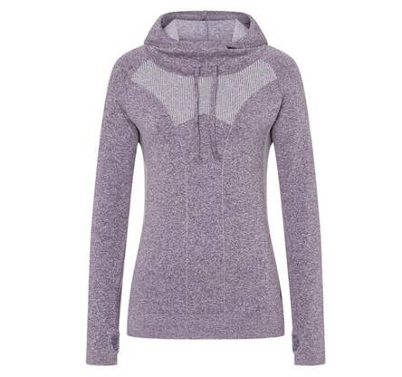 Bluza damska Black Diamond Crux Hoody '19 - mulberry