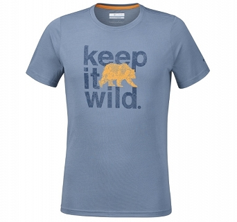 Koszulka Columbia Miller Valley Short Sleeve Tee