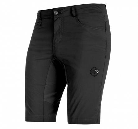 Spodenki Mammut Runbold Light Shorts - graphite