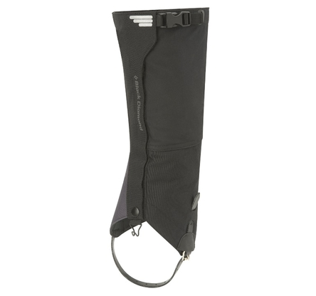 Stuptuty Black Diamond Apex Gaiter - black