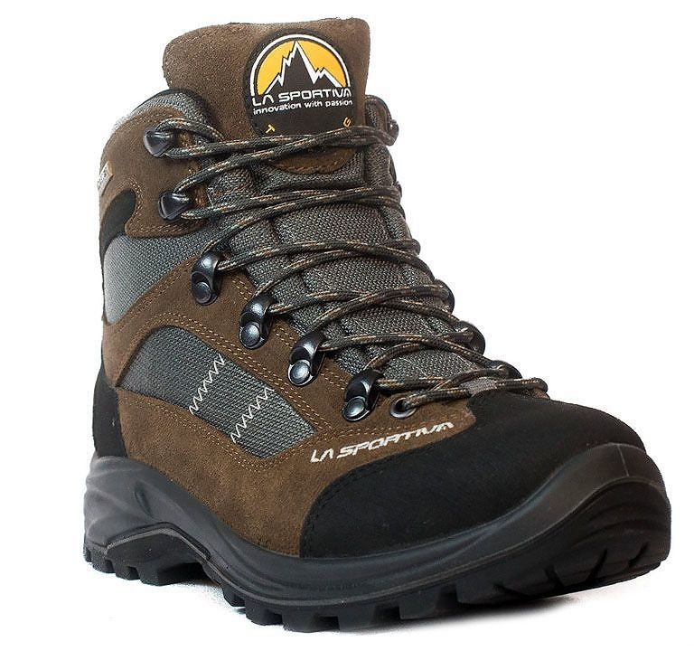 Buty La Sportiva Cornon GTX - brown / grey