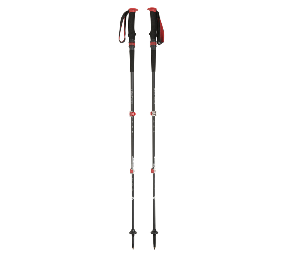 Kije trekkingowe Black Diamond Trail Pro Shock