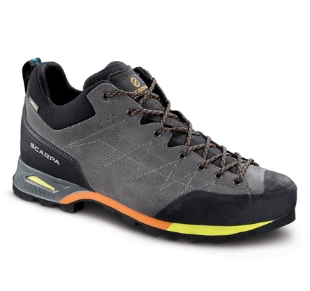 Buty Scarpa Zodiac GTX - shark/orange