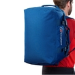 Torba Berghaus Expedition Mule 40 - na plecach
