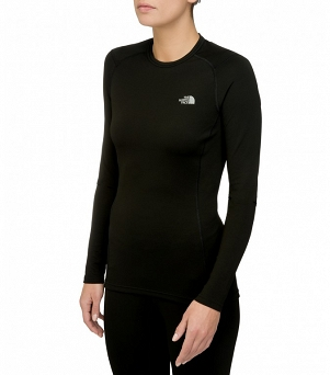 Koszulka damska The North Face Warm Long Sleeve Crewe