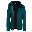 Kurtka damska The North Face Evolution Triclimate II - botanical garden green/tnf black