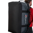 Torba Berghaus Expedition Mule 100 - na plecach