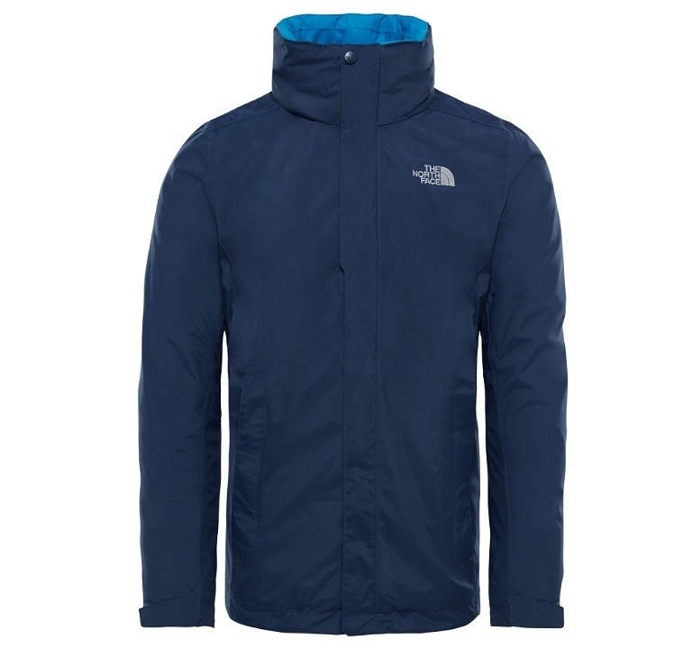Kurtka The North Face Evolution Triclimate II - urban navy