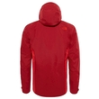 Kurtka The North Face Evolution Triclimate II - cardinal red - tył