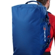 Torba Berghaus Expedition Mule 60 - na plecach