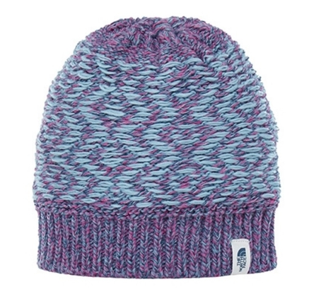 Czapka The North Face Tribe N True Beanie - petticoat pink multi