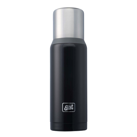 Termos Esbit Vacuum Flask Plus 1l - black/grey