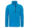 Bluza The North Face Canyonlands Full Zip '17 - hyper blue heather