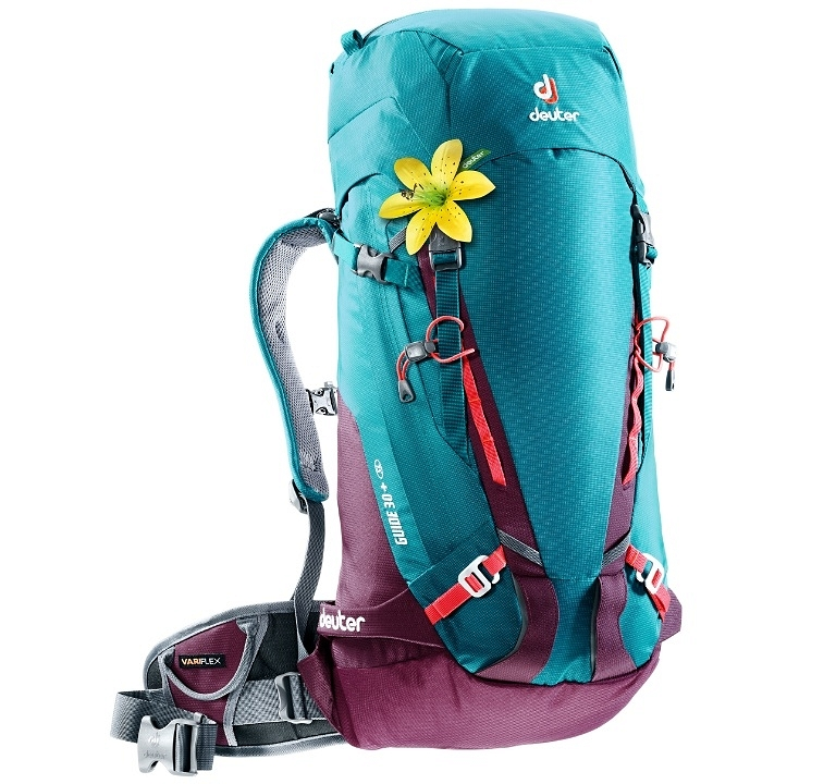 Plecak Deuter Guide 30+ SL - petrol/blackberry
