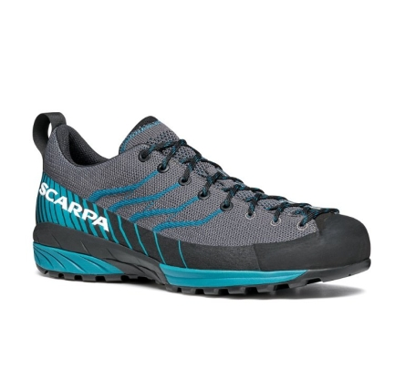 Buty Scarpa Mescalito KN - grey/lake blue