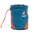 Woreczek na magnezję Deuter Gravity Chalk Bag I - L - petrol/granite