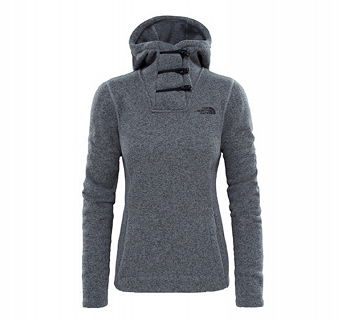 Polar damski The North Face Crescent Hooded Pullover