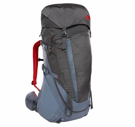 Plecak The North Face Terra 55 '19 - grisaille grey/asphalt grey