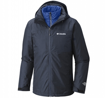 Kurtka Columbia Aravis Explorer Interchange Jacket