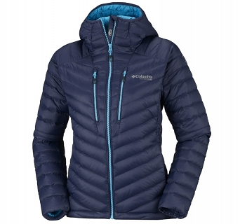 Kurtka damska Columbia Altitude Tracker Hooded Jacket