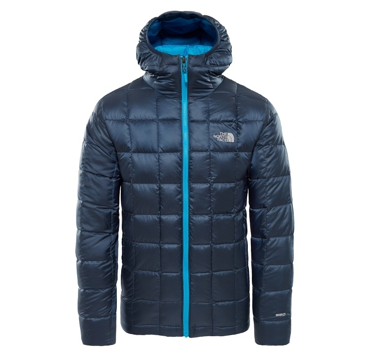 Kurtka The North Face Kabru Hoody Down Jacket - urban navy