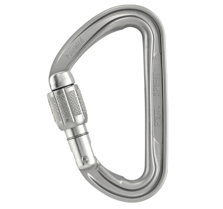 Karabinek Petzl Spirit Screw Lock