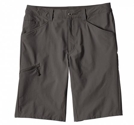 Spodenki Patagonia Quandary Shorts - forge grey