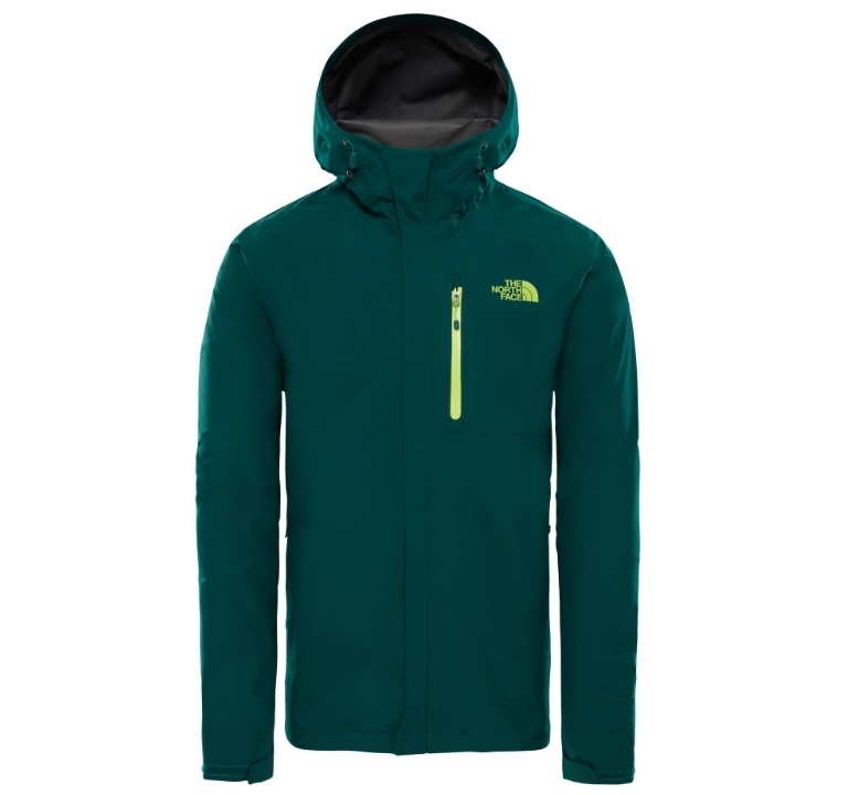 Kurtka The North Face Dryzzle Jacket - botanical garden green