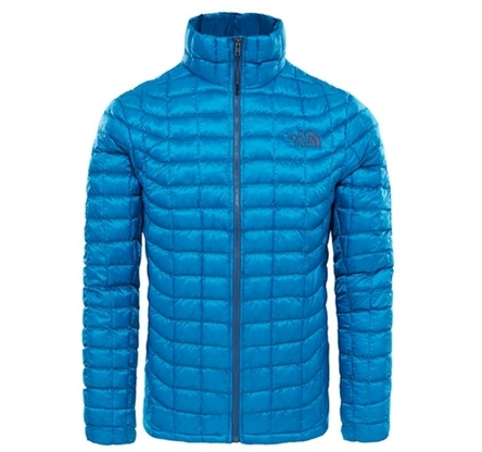 Kurtka The North Face ThermoBall Jacket - brilliant blue