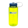 Butelka Nalgene Wide Mouth 1000 ml - safety yellow/tritan