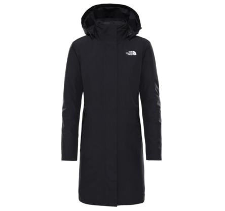 Kurtka damska The North Face Recycled Suzanne Triclimate Jacket - tnf black