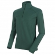 Bluza Mammut Snow ML Half Zip Pull - dark teal