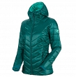 Kurtka damska Mammut Rime IN Hooded Jacket - teal-atoll