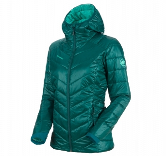 Kurtka damska Mammut Rime IN Hooded Jacket